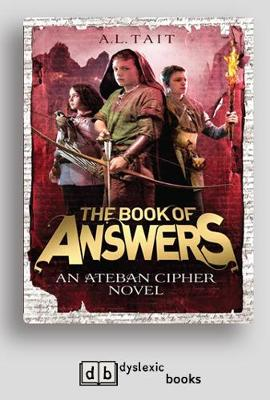 The Book of Answers: An Ateban Cipher Novel (book 2) by A. L. Tait