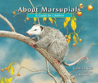 About Marsupials book