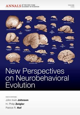 New Studies in Neurobehavioral Evolution by John Irwin Johnson