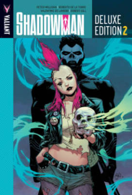 Shadowman Deluxe Edition Book 2 by Peter Milligan