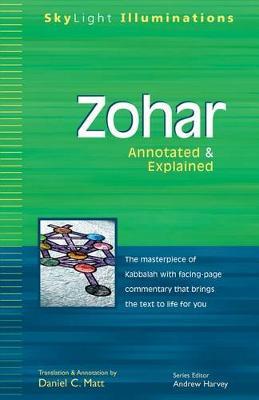 Zohar by Daniel C Matt