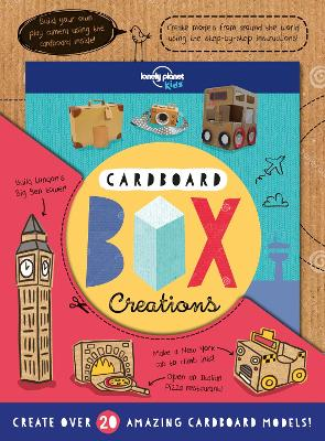 Cardboard Box Creations book