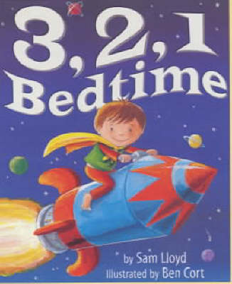 3, 2, 1: Bedtime by Sam Lloyd