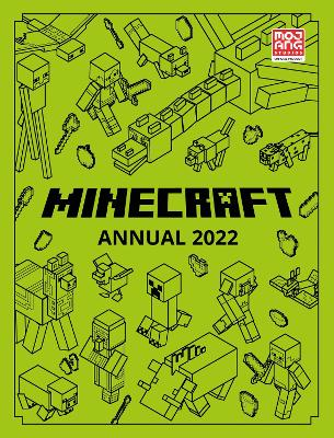 Minecraft Annual 2022 by Mojang AB