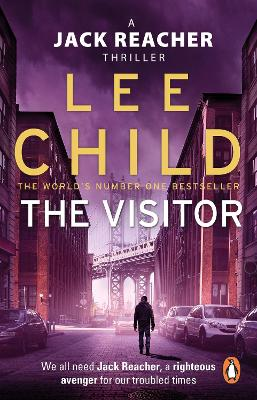The Jack Reacher: #4 Visitor by Lee Child