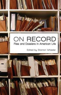 On Record by Stanton Wheeler