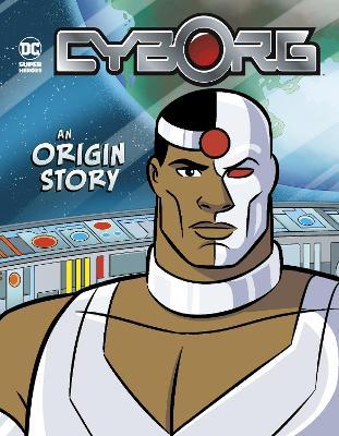 Cyborg: An Origin Story by Matthew K Manning