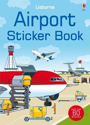 Airport Sticker Book by Struan Reid
