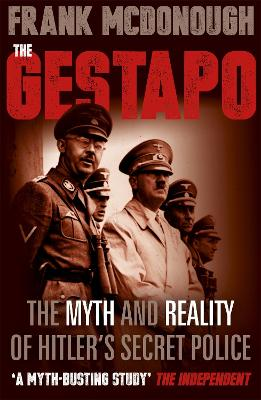 Gestapo by Frank McDonough