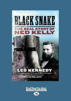 Black Snake by Leo Kennedy and  Mic Looby