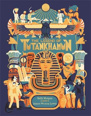 Legend of Tutankhamun by Sally Morgan