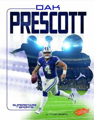 Dak Prescott by Tyler Omoth