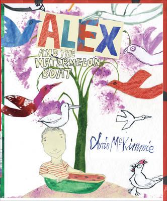 Alex and the Watermelon Boat book
