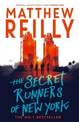 The Secret Runners of New York book