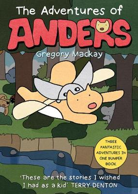 The Adventures of Anders book