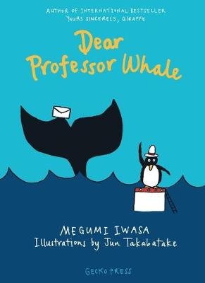 Dear Professor Whale book