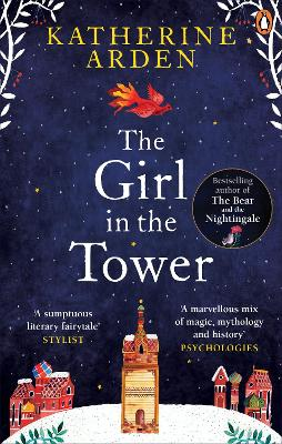 Girl in The Tower by Katherine Arden