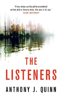 The Listeners by Anthony J. Quinn