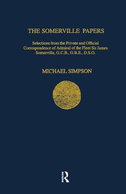 The Somerville Papers by Michael Simpson