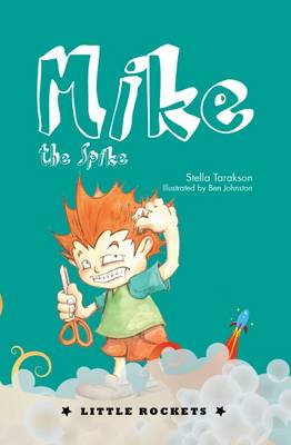 Mike the Spike book