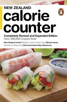 New Zealand Calorie Counter book