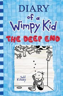 The Deep End: Diary of a Wimpy Kid (15) by Jeff Kinney
