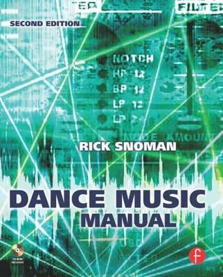 Dance Music Manual book