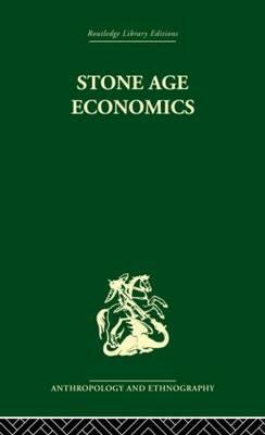 Stone-Age Economics by Marshall Sahlins
