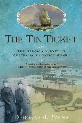 Tin Ticket book
