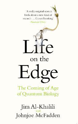 Life on the Edge by Johnjoe McFadden