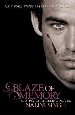 Blaze of Memory book