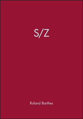 S/Z book
