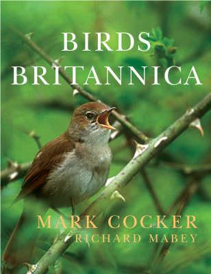 Birds Britannica by Mark Cocker