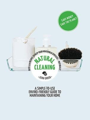 Natural Cleaning: Hachette Healthy Living book