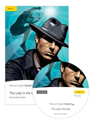 Level 2: Lady in the Lake Book and MP3 Pack by Raymond Chandler