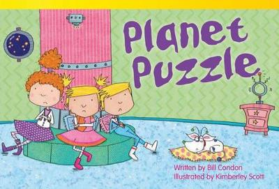 Planet Puzzle by Bill Condon