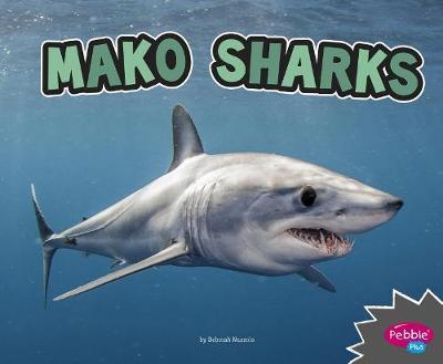 Mako Sharks by Deborah Nuzzolo