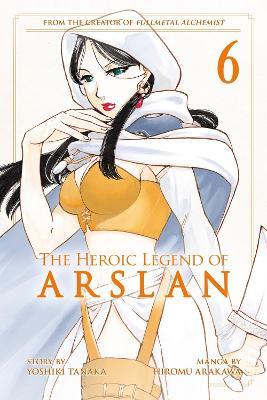 The Heroic Legend Of Arslan 6 by Yoshiki Tanaka