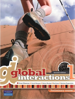 Global Interactions 1 Preliminary Course book