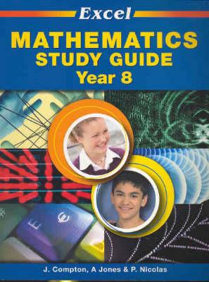 Excel Year 8 Maths book