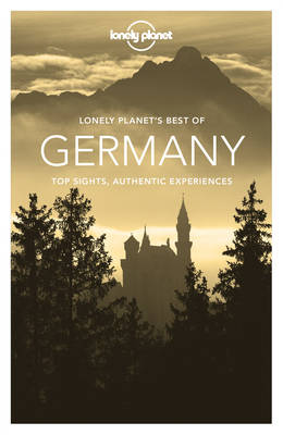 Lonely Planet Best of Germany book