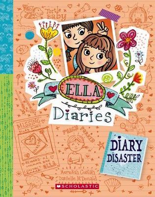 Ella Diaries #14: Diary Disaster book