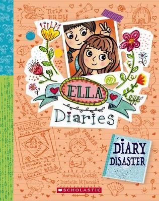 Diary Disaster #14 by Meredith Costain