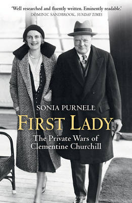 First Lady by Sonia Purnell