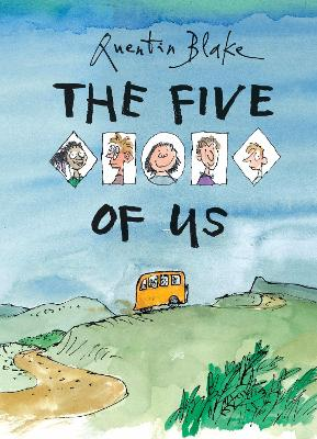 Five of Us by Quentin Blake