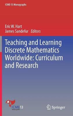Teaching and Learning Discrete Mathematics Worldwide: Curriculum and Research book