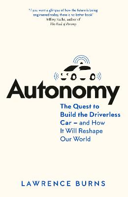 Autonomy by Lawrence D. Burns