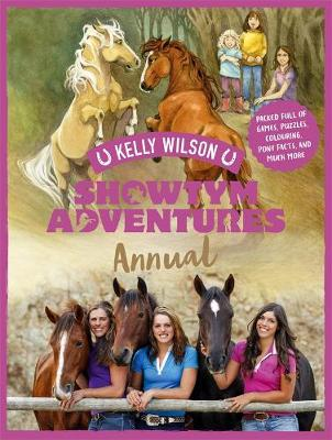 Showtym Adventures Annual book
