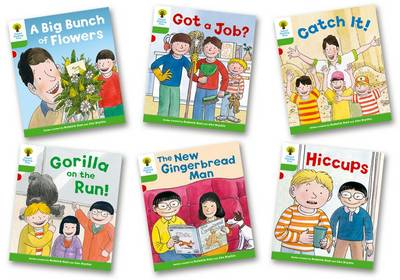 Oxford Reading Tree: Level 2 More A Decode and Develop Pack of 6 by Roderick Hunt