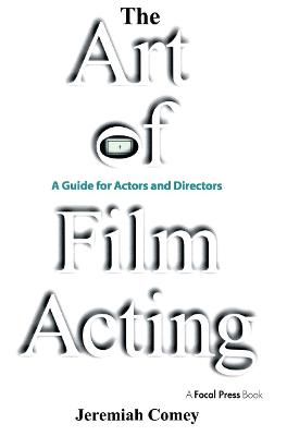 Art of Film Acting book